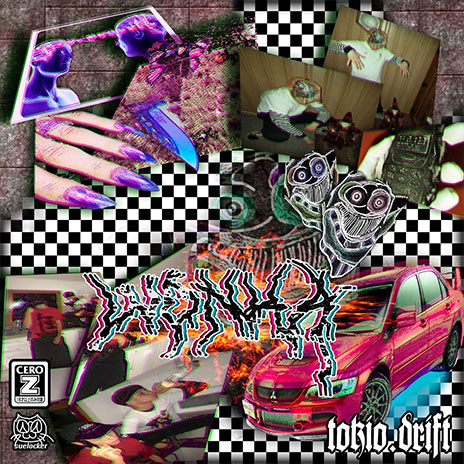 Tokio Drift [EP] Artwork