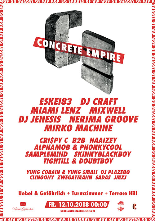 Concrete Empire Poster